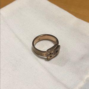 Michael Kors Rose Gold Ring size 6